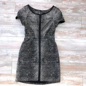 The Kooples Snakeprint Dress